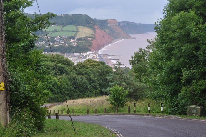 Sidmouth Peak Hill