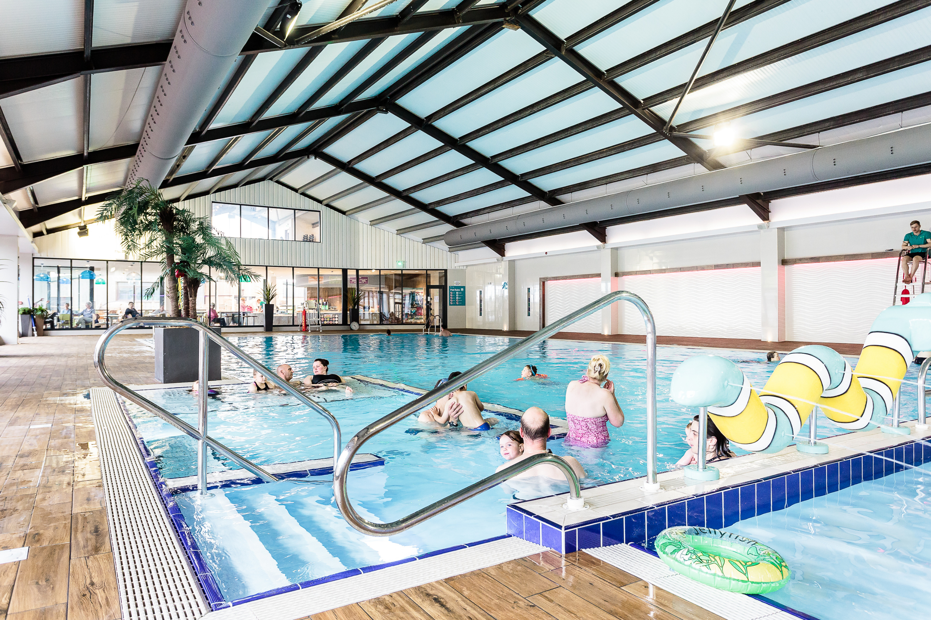 Swimming pool ladram bay holiday park - Holiday homes with indoor swimming pool ...