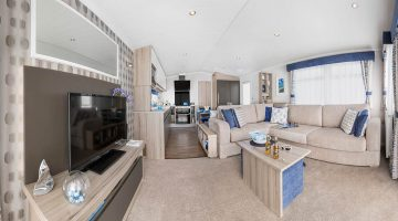 *SOLD* 2017 Swift Antibes 38' x 12' two bedrooms