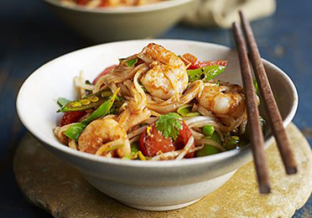 healthy-holiday-recipe-thai-prawn-ginger-noodles