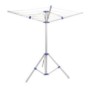 4-Arm-Rotary-Airer-&-Stand