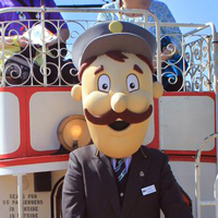 Gilbert-the-station-master-from-Seaton-Tramway